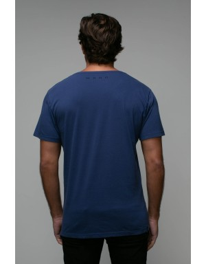 Camiseta Canto do Morcego Azul