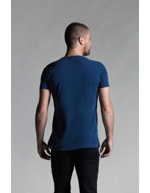 Camiseta W Roof (Azul)