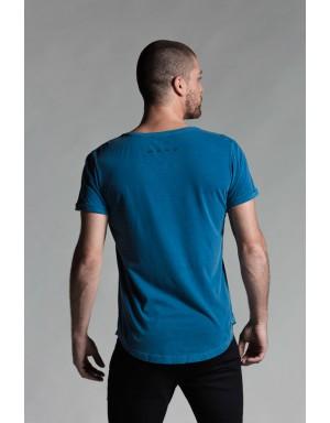 Camiseta W Gate (Azul)