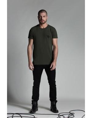 Camiseta X W (Verde)