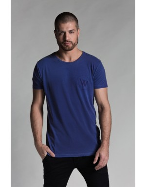 Camiseta X W (Azul)