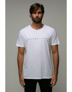 Camiseta Warung-se (branca)
