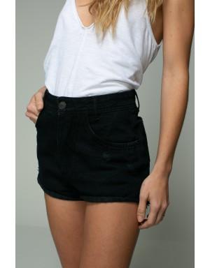 Shorts W Black