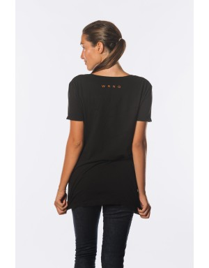 Camiseta Pineapple Black