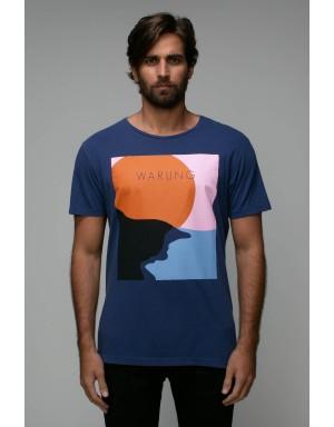 Camiseta Canto do Morcego Azul