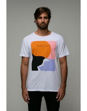 Camiseta Canto do Morcego Branca