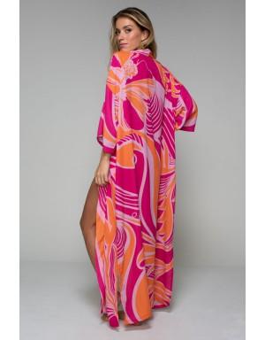 Kimono Longo Kali