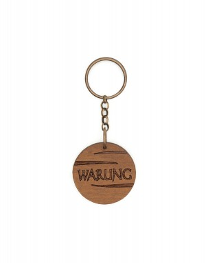 Love Warung Key Ring