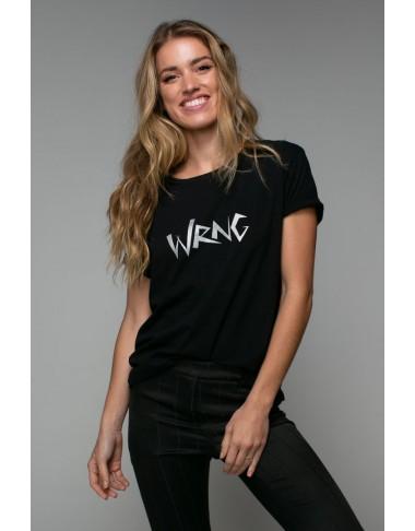 Camiseta WRNG Disco